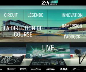 Fan Experience – Les 24 Heures du Mans s'adaptent au huis clos avec la plateforme 24h-united.com