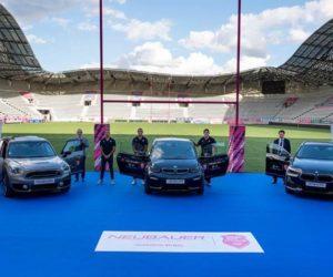 Rugby – Neubauer devient Fournisseur Officiel du Stade Français