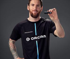 Lionel Messi accueille deux nouveaux partenaires avec Budweiser et OrCam