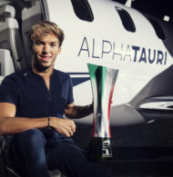 Interview – L'agent d'image de Pierre Gasly fait le point sur le potentiel marketing du pilote de F1. « Un avant et un après Monza »