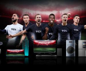 Sponsoring – TCL tourne la page Neymar avec 6 nouveaux ambassadeurs football dont Pogba et Kane
