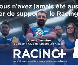 Le Racing Club de Strasbourg enrichit l'expérience de ses supporters avec «Racing+»