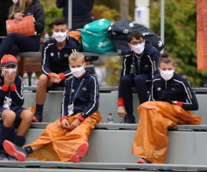 COVID-19 – Roland-Garros 2020 propose son masque de protection conçu par Lacoste (15€)