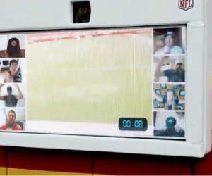NFL – Bud Light lance sa «ShowTime Cam» invitant les joueurs à célébrer leur joie avec les fans, à distance sur Twitter