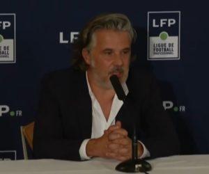 Vincent Labrune élu nouveau Président de la Ligue de Football Professionnel (LFP)