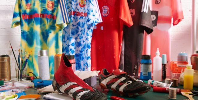 adidas dévoile 5 nouveaux maillots (Arsenal, Manchester United, Juventus, Bayern Munich, Real Madrid) dessinés à la main et signés Pharrell Williams (Humanrace)