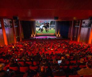Le LOU Rugby organise un évènement au Centre des Congrès de Lyon pour faire vibrer ses abonnés privés de stade