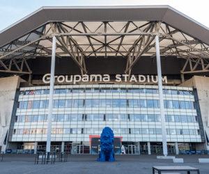 Olympique Lyonnais – Groupama prolonge son contrat de Naming jusqu'en 2022 (Groupama Stadium)