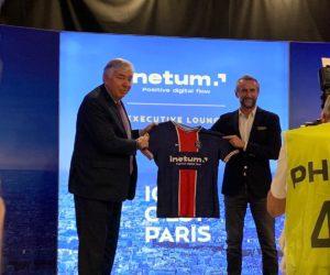 Sponsoring – Gfi devient Inetum et renouvelle son partenariat avec le PSG Handball jusqu'en 2024