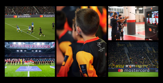 Sponsoring – Mastercard prolonge avec l'UEFA Champions League jusqu'en 2024