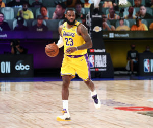 YouTube TV et Walt Disney World sur le parquet des Finales NBA 2020. Quels sont les autres sponsors visibles ?