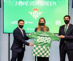 Développement durable – Le Real Betis lance sa plateforme «Forever Green»