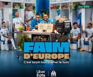 Comment Uber Eats et Puma célèbrent le retour de l'Olympique de Marseille en UEFA Champions League