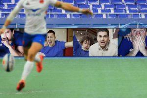 Rugby – Des supporters mis à l'honneur sur la panneautique des matchs du XV de France