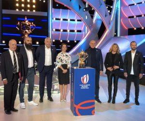 Vivendi sponsor officiel «Entertainment» de la Coupe du Monde de Rugby France 2023