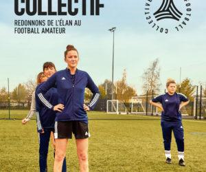 adidas vient au secours du football amateur avec une dotation de 150 000 tenues de match