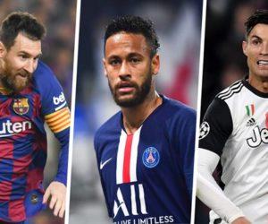 Les 3 footballeurs qui gagnent le plus d'argent grâce au sponsoring