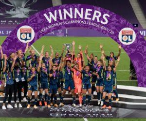 Média – RMC Sport et RMC Story diffuseurs officiels de l'OL Féminin en Champions League