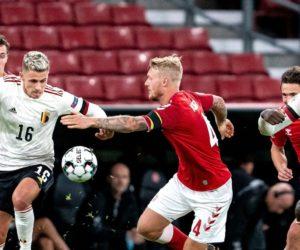 La Belgique gagne 4-2 face au Danemark et accède au Final Four