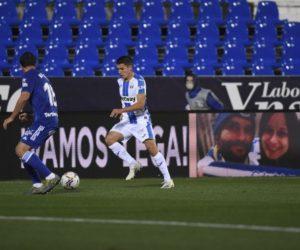 Le club de football espagnol C.D Leganes propose à ses fans de payer pour afficher leur photo sur la panneautique LED