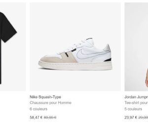 Bon Plan : Nike offre -30% de réduction sur des milliers d'articles soldés jusqu'au 24 novembre 2020