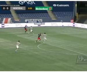 Fan Experience – La MLS en mode «jeu vidéo» (radar, nom des joueurs, etc.) pendant la diffusion des matchs de playoffs