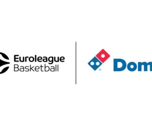 Sponsoring – Domino's nouveau partenaire de l'EuroLeague Basketball