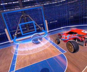 Basket – La FFBB se lance dans l'eSport sur le jeu Rocket League