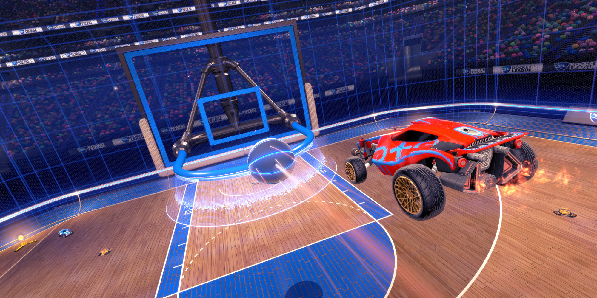 La FFBB se lance sur Rocket League — Esport