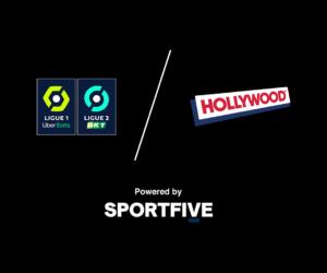 Hollywood Chewing-Gum nouveau sponsor de la Ligue 1 Uber Eats jusqu'en 2022