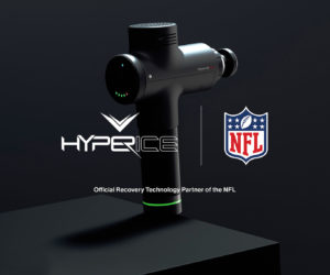 Hyperice multiplie les contrats sponsoring (NFL, NBA, MLB, All Blacks…) et vise le milliard de dollars de valorisation