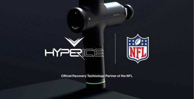 Hyperice multiplie les contrats sponsoring (NFL, NBA, MLB, All Blacks…) et vise le milliard de dollars de valorisation
