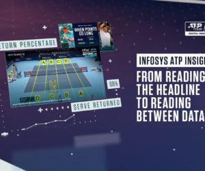 Tennis – Infosys et Rolex prolongent avec l'ATP