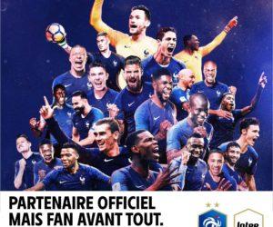 Sponsoring – Intermarché prolonge avec la Fédération Française de Football jusqu'en 2028