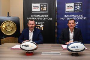 Rugby – Intermarché nouveau sponsor du TOP 14, va s'afficher sur les pelouses