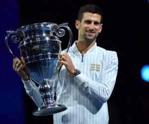 Tennis – Une veste Lacoste «6 crocodiles» pour Novak Djokovic