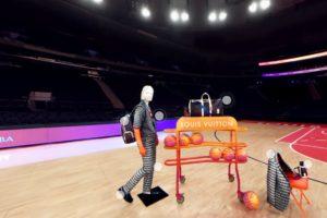 NBA x Louis Vuitton: une expérience virtuelle au Madison Square Garden pour présenter la nouvelle collection