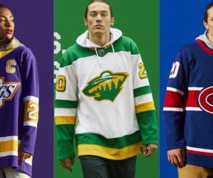 NHL – adidas dévoile 31 nouveaux maillots «Reverse Retro» pour la saison 2021