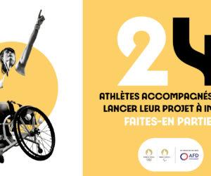 Paris 2024 lance un programme d'accompagnement pour 24 athlètes-entrepreneurs