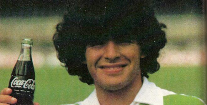 Retour sur les publicités de Diego Maradona. Des marques associées à tout jamais avec l'argentin