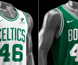 NBA – Vistaprint nouveau sponsor maillot des Boston Celtics