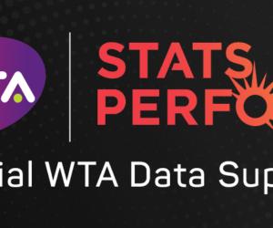 Tennis – Stats Perform nouveau fournisseur officiel de la WTA