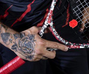 Tennis – Prince dévoile une nouvelle raquette «tatouage» en cobranding avec Hydrogen