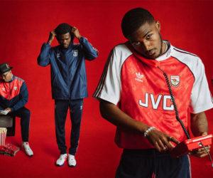 adidas dévoile un nouveau maillot rétro (90-92) pour Arsenal FC