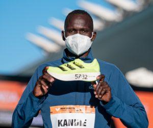adidas et le coureur Kibiwott Kandie signent un nouveau record du monde au semi-marathon de Valence