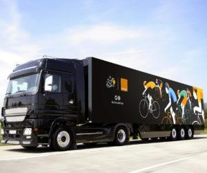 Le Tour de France et Orange prolongent leur partenariat jusqu'en 2024