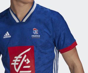 adidas présente les nouveaux maillots des Equipes de France de Handball