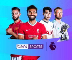 Droits TV – beIN SPORTS conserve la Premier League pour l'Afrique du Nord et le Moyen-Orient jusqu'en 2025