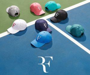 Tennis – Uniqlo lance une nouvelle collection de casquettes RF Roger Federer (8 coloris)