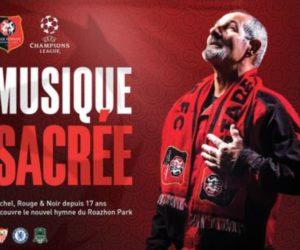 Retour sur la campagne «Musique Sacrée» du Stade Rennais à l'occasion de sa première en UEFA Champions League